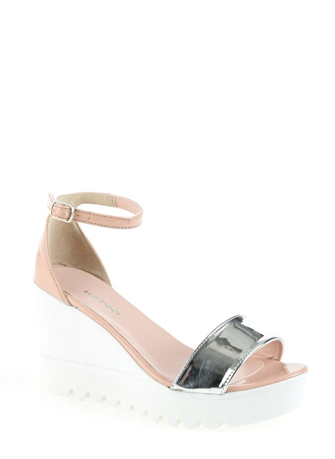 Koton Ayakkabı Gümüş